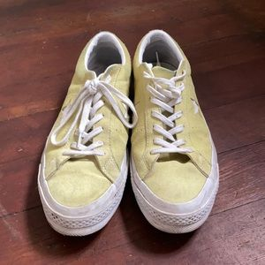 Converse One Star Pastel Yellow